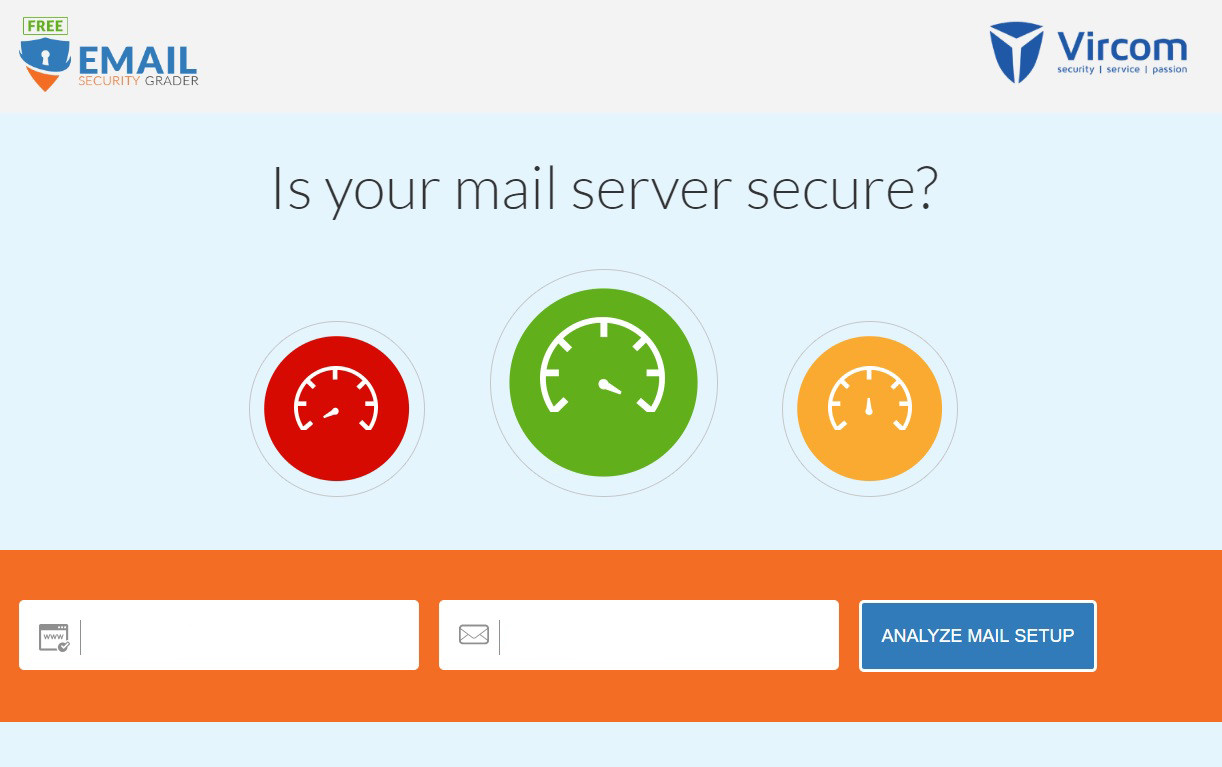 email security grader